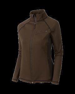 Härkila Vestmar hybrid lady fleece jakke