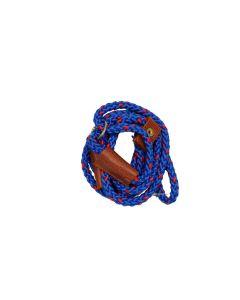 Markprøveline Deluxe, blå/rød