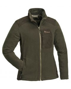 Pinewood Wildmark Fleece Jakke m/membran, Dame
