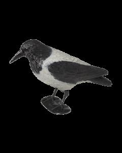 Krage Grå/Sort lokkefugl