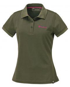Pinewood Piquet Ramsey Polo-shirt, Dame