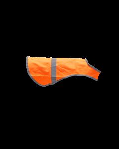 Sandfield Hundevest Orange, Large