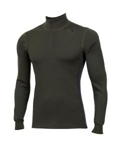 Aclima Warmwool Mock Neck Zip
