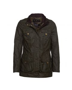 Barbour Defence Lightweight Wax jakke