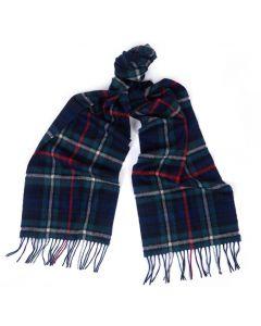 Barbour New Check Tartan halstørklæde
