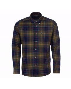 Barbour Tartan 4 Tailored skjorte, Herre