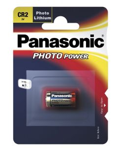 Batteri CR2 Lithium Panasonic
