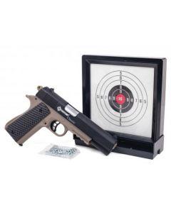 Crosman Luftpistol + Target Kit S1911 60 m/s