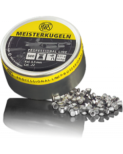 RWS Meisterkuglen Prof Line 5,5mm, 500 stk