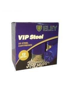 Eley VIP Steel Flugtskydningspatron 24gr. 12/7