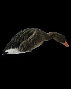 Final Approach Fullbody Grågæs Med Flock, 6 stk.
