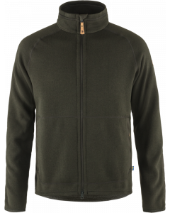 Fjällräven Övik Fleece Zip Sweater, Herre