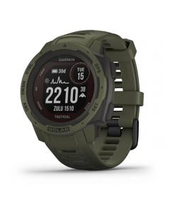 Garmin Instinct Solar GPS Ur, Tactical Edition (Tactical Moss)