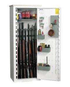 Norlyx Våbenskan HL-1000 med kodelås (16 våben)
