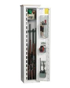 Norlyx Våbenskab HL-5 med kodelås (5 våben)
