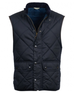 Barbour Wax Lowerdale Vest
