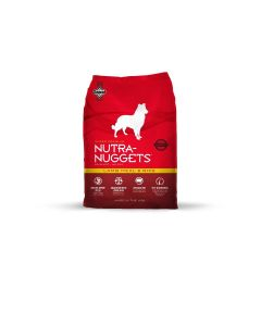 Nutra Nuggets Lam&Ris 15Kg