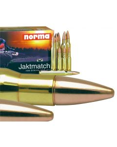 Norma Jaktmatch 6,5x55 6,5g 50stk