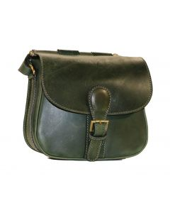Laksen Patrontaske 75, Royal Green