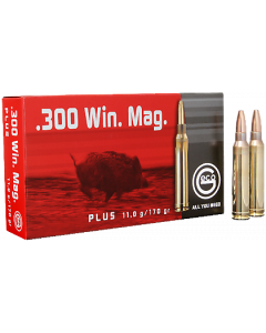 Geco Plus 300 Win. Mag. 11,0g, 20 stk