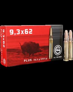 Geco Plus 9,3x62 16,5g, 20 stk