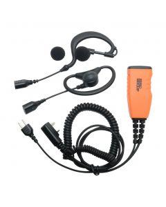 V-Com Headset PRO-U600L, 3-i-1