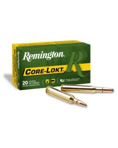 Remington Core-Lokt PSP .308Win 150gr, 20 stk