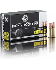 RWS 22LR High Velocity HP 40gr, 50 stk