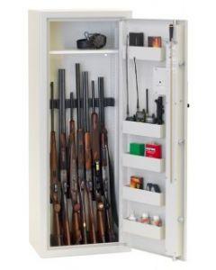 Profsafe Våbenskab S1500 med kodelås (10 våben)