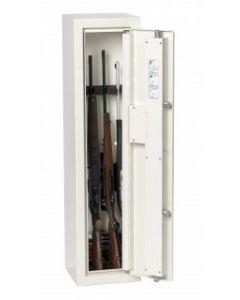 Profsafe Våbenskab S4 med kodelås (4 våben)