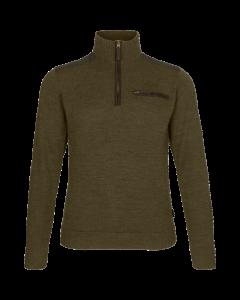 Seeland Buckthorn Half-Zip Sweater