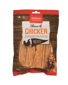 Dogman Slices of Chicken, 300 gram
