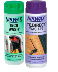 Nikwax TX.Direct Wash In & Tech Wash sampak, 2 x 300ml