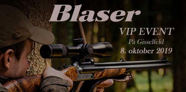 Blaser VIP event på Gisselfeld 8-10-19