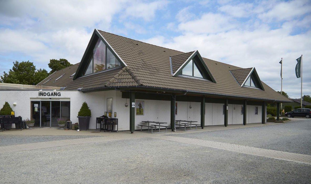 Hubertushuset - Sjællands største jagt- og fritidsbutik