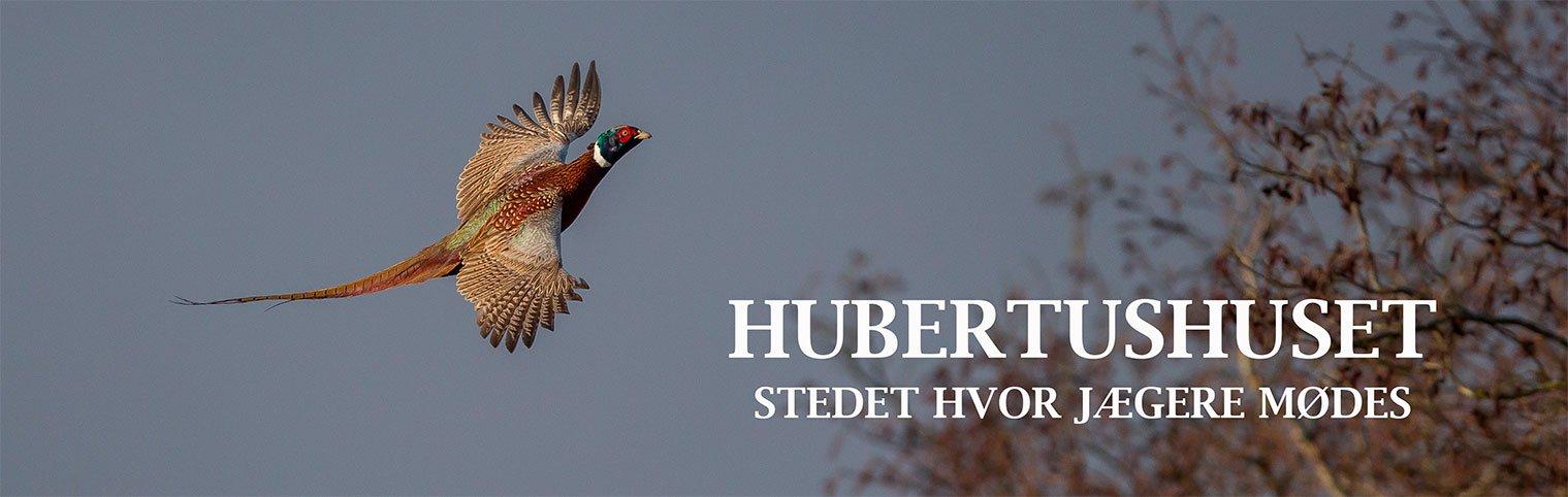Hubertushuset - Stedet hvor jægere mødes