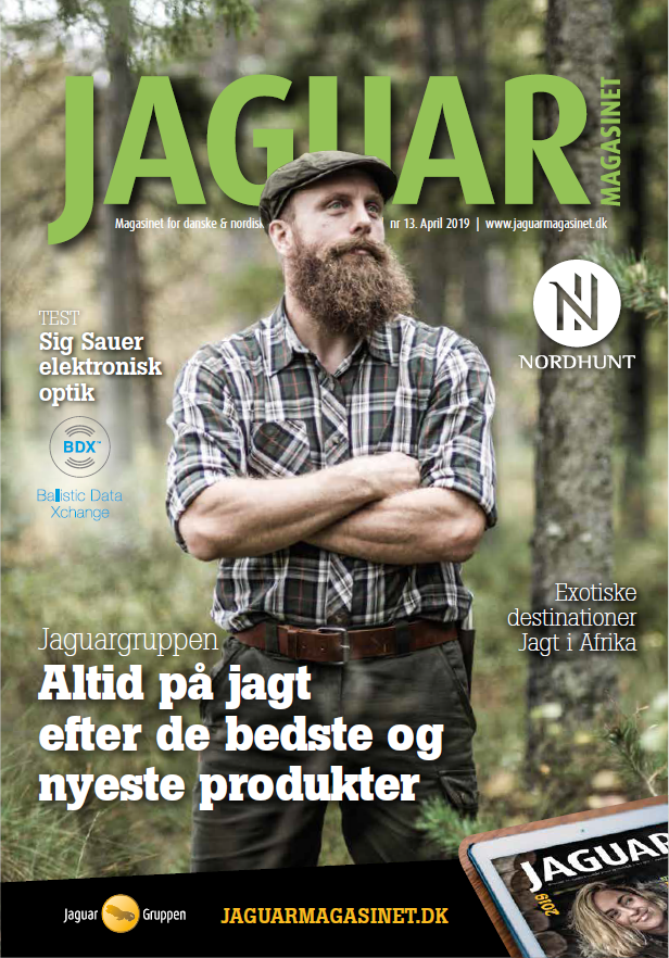 Jaguar Magasinet April 2019